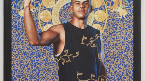 "KEHINDE WILEY ""A NEW REPUBLIC"""