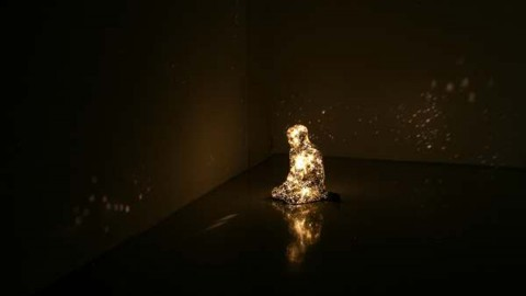 MIHOKO OGAKI'S MILKY WAY SCULPTURES