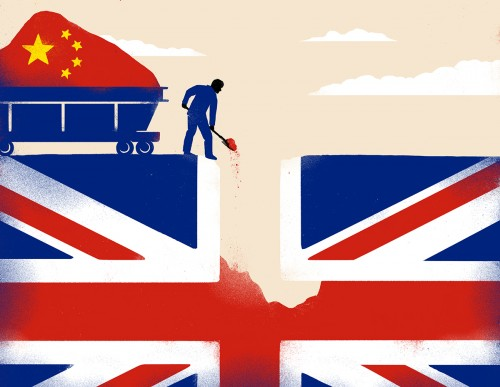 With no serious debate or challenge, the chancellor George Osborne is taking a huge gamble by opening up Britain's economy to Beijing. by Rafael Behr