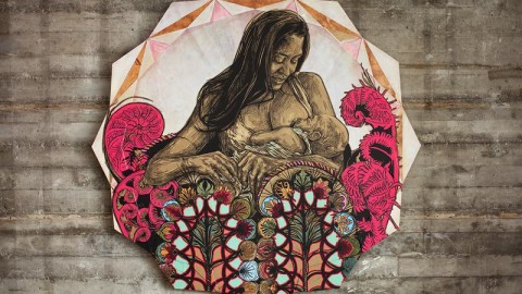 """SWOON AND MONICA CANILAO """"WITCH-WIFE"""""""