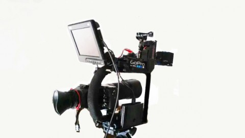 DS1 Dual Shot Camera Mount System