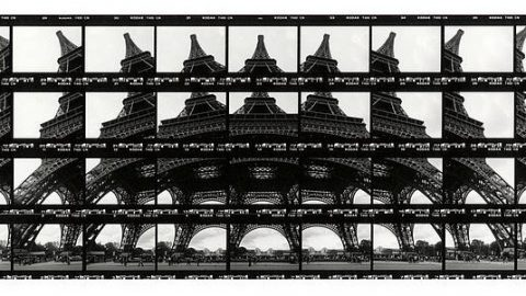THOMAS KELLNER'S MOSAIC-LIKE PHOTOMONTAGES