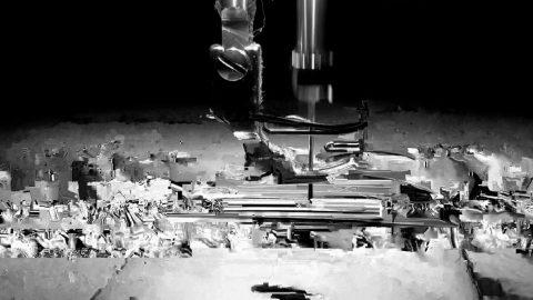 Tools of destruction; About Parisa Pakzamir Glitch Video Art