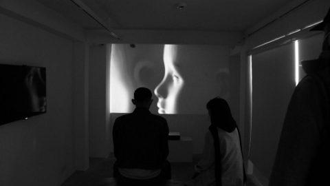 Repeated decline; About Nima Mansouri Glitch Video Art