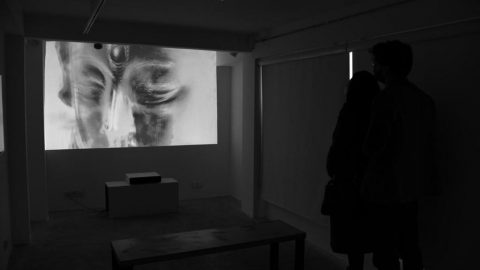 Contradiction and similarity; About Reza Famori's Glitch Video Art