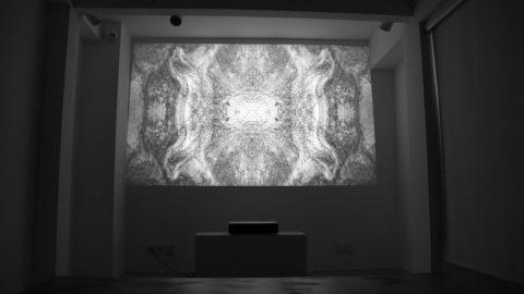 Familiar geometry; About  Mohammad Ali Famori's Glitch Video Art