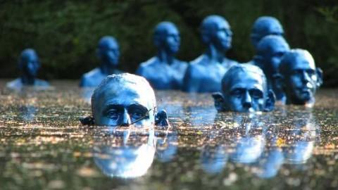 PEDRO MARZORATI'S BLUE MEN