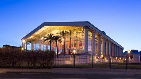 Teatre Nacional de Catalunya visual identity