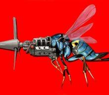 ROBERT BOWEN'S ANIMAL-MACHINE HYBRIDS